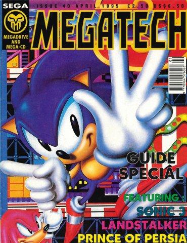 MegaTech 40 (April 1995)