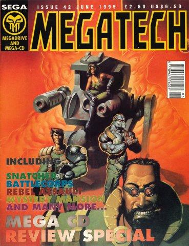 MegaTech 42 (June 1995)