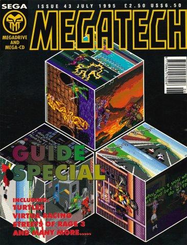 MegaTech 43 (July 1995)