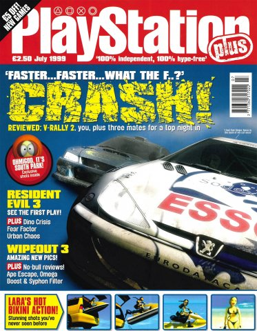 PlayStation Plus Issue 046 (July 1999)