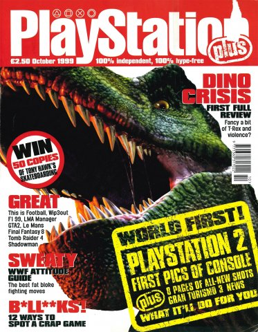 PlayStation Plus Issue 049 (October 1999)