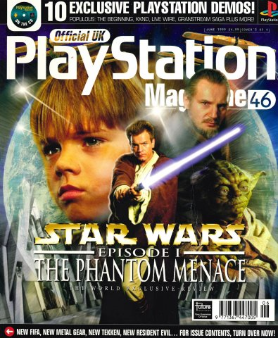 Official UK PlayStation Magazine Issue 046 (June 1999)