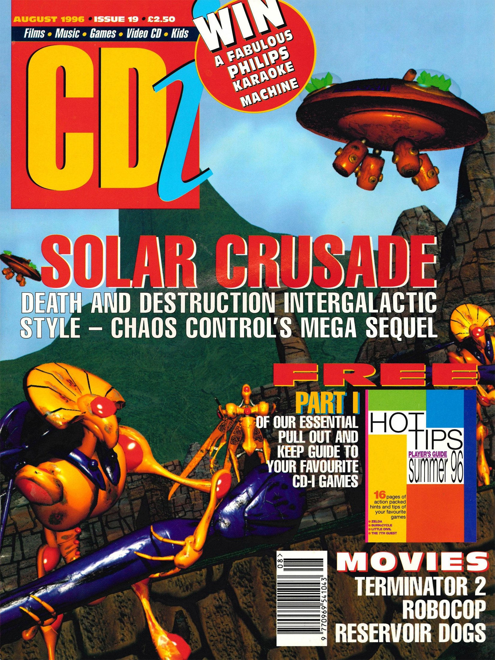 CDi Issue 19 (August 1996)
