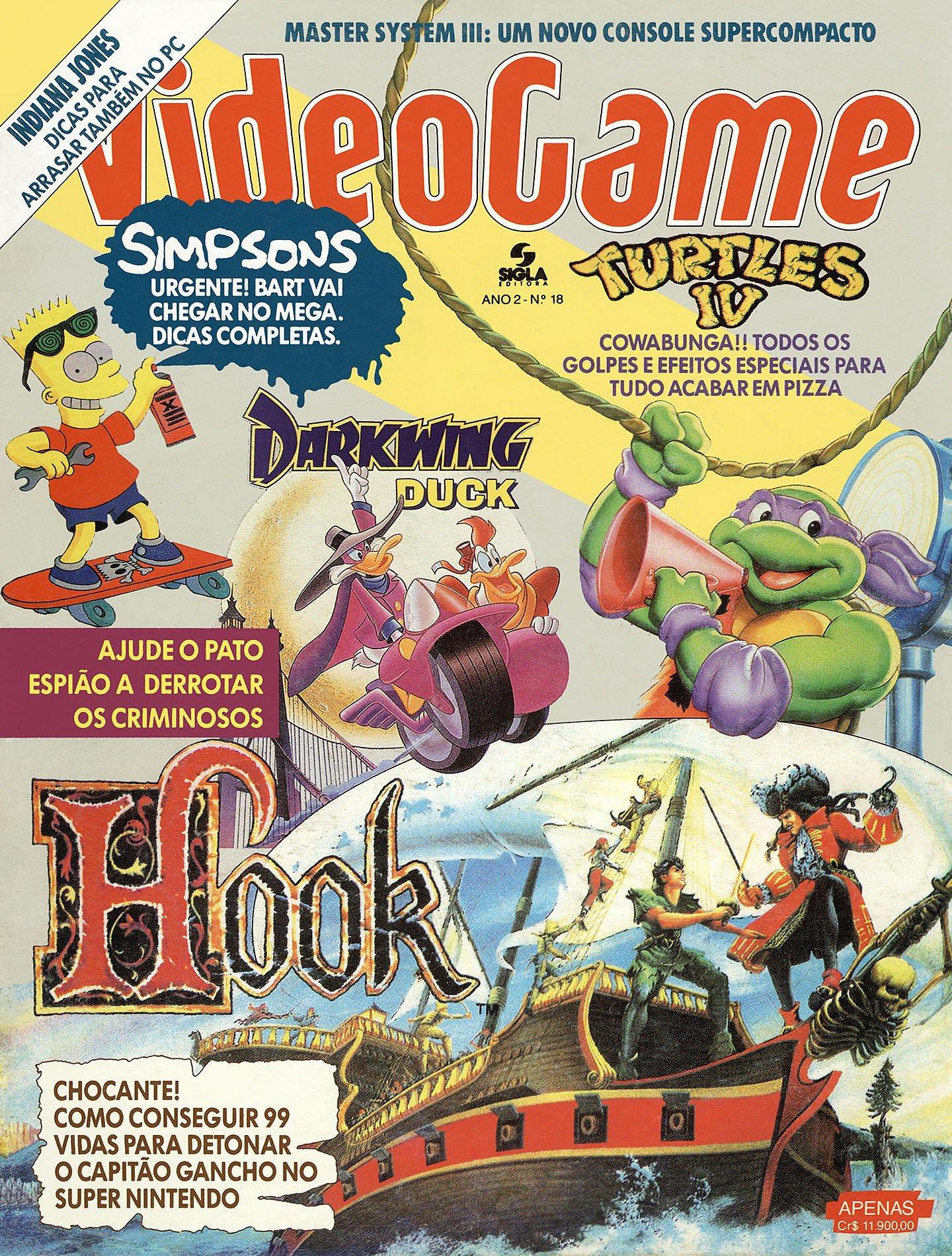VideoGame Issue 18 (September 1992)