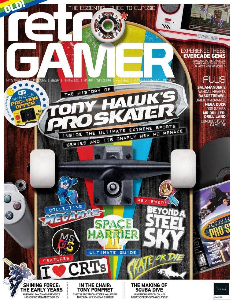 Retro Gamer Issue 210 (September 2020)