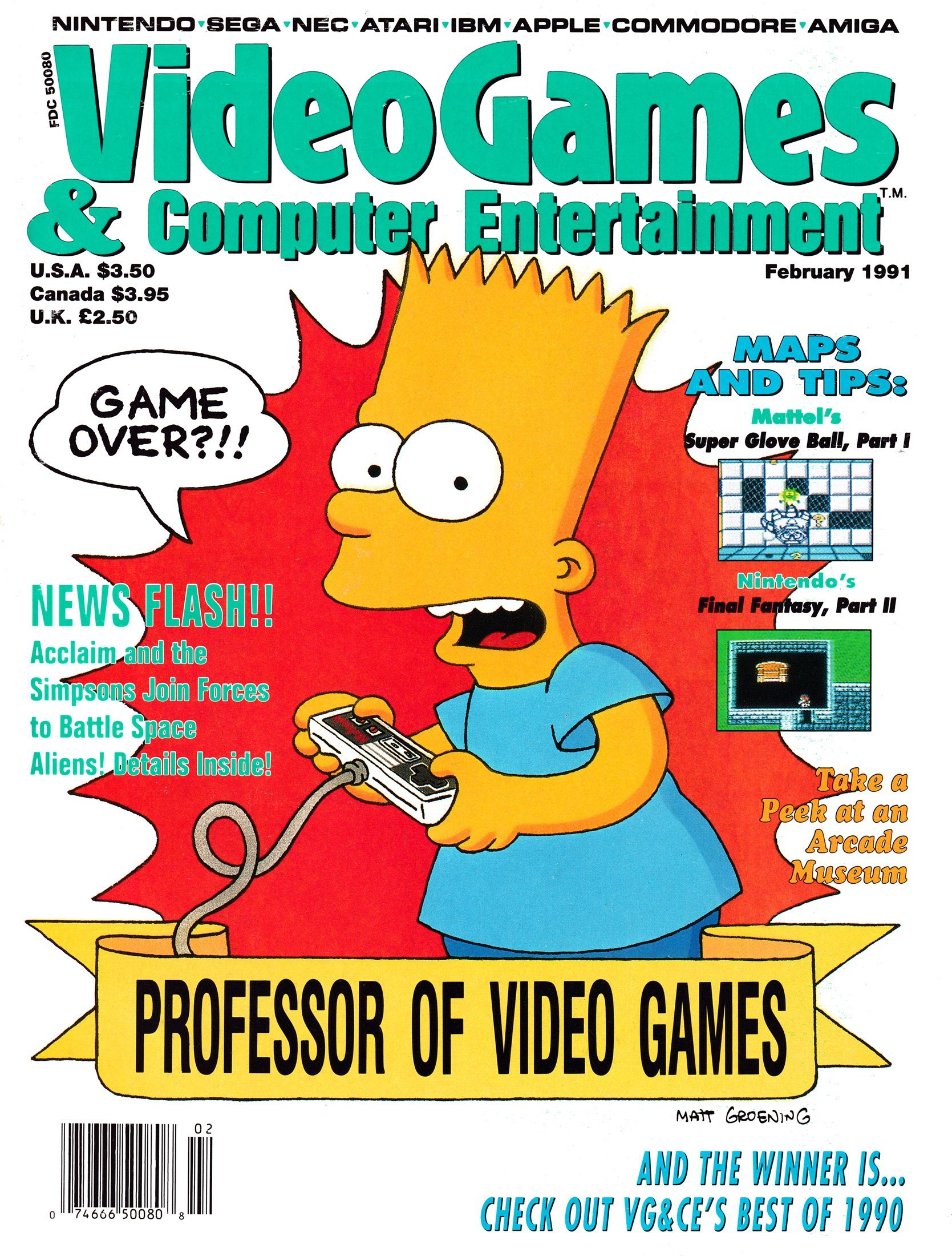 Video Games and Computer Entertainment Issue 25