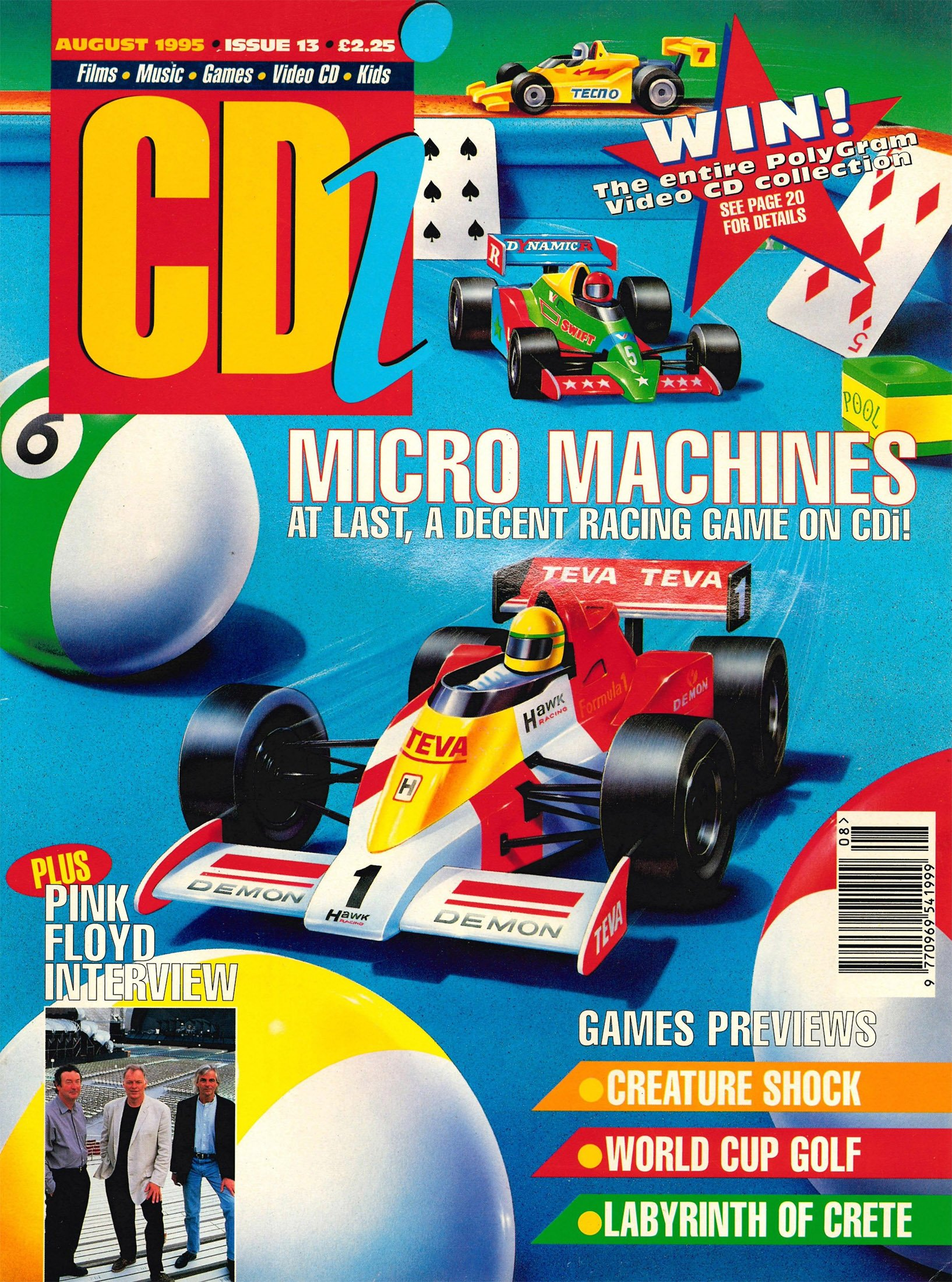 CDi Issue 13 (July 1995)