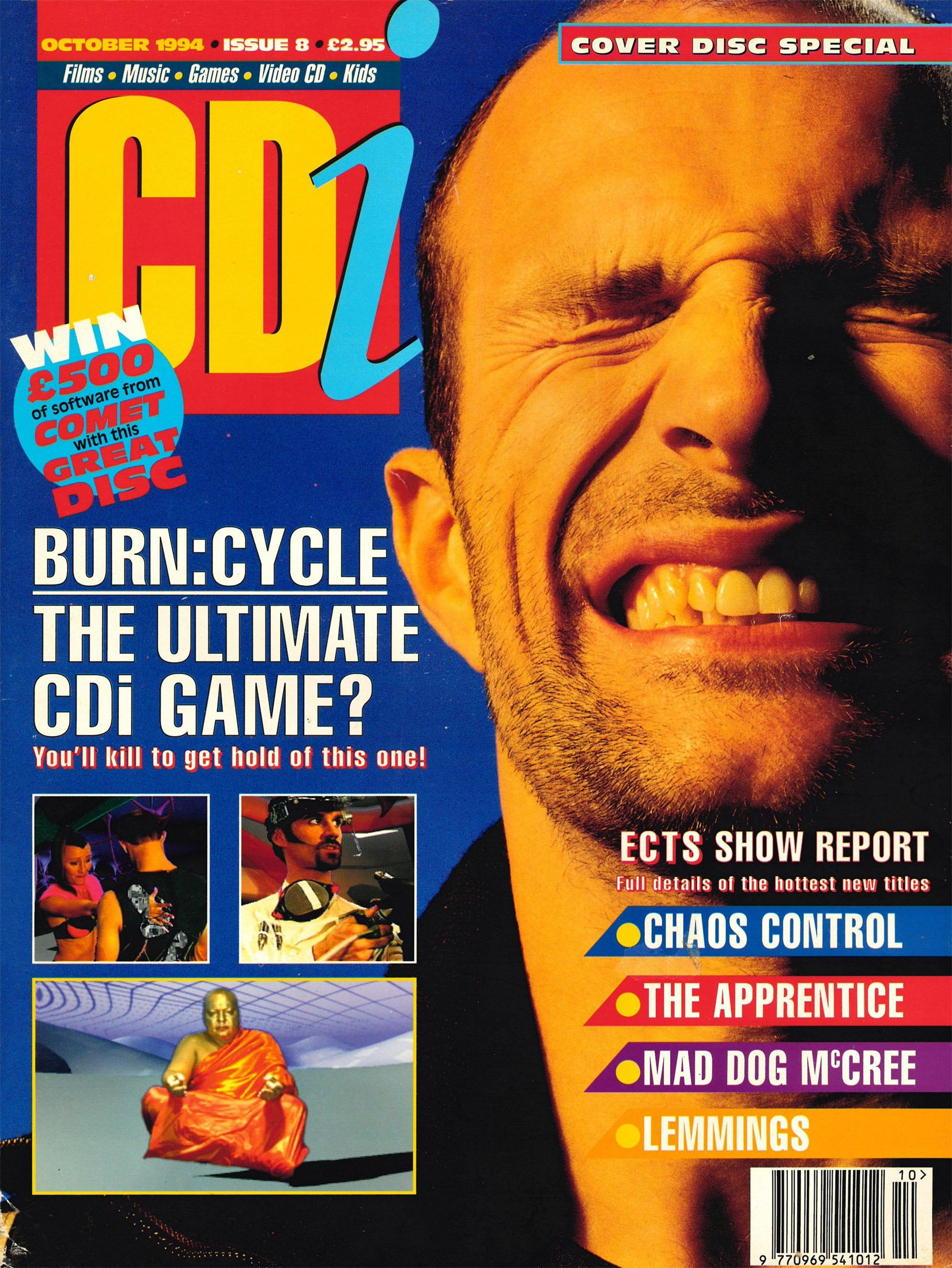 CDi Issue 08 (October 1994)