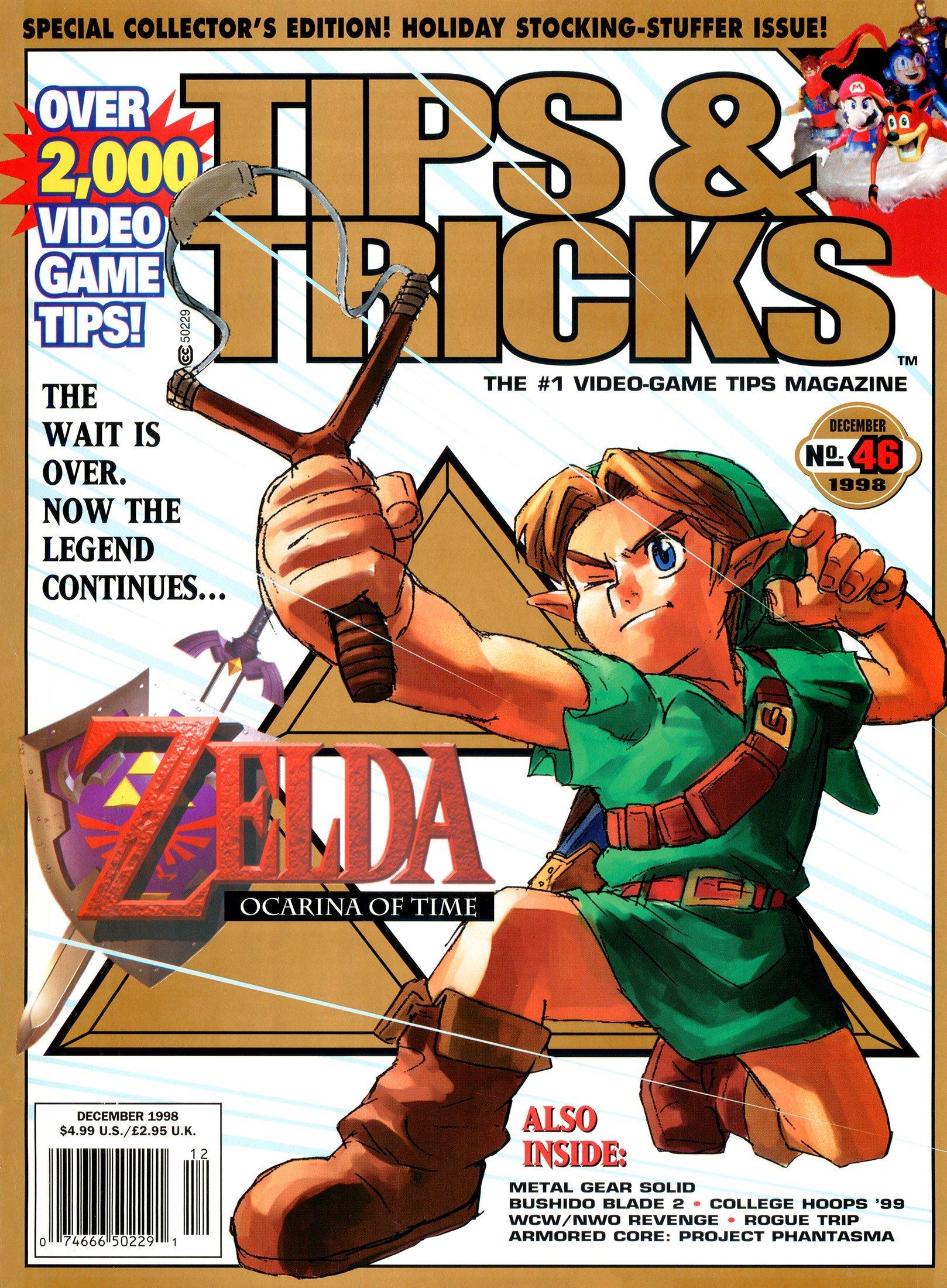 Tips & Tricks Issue 046 December 1998