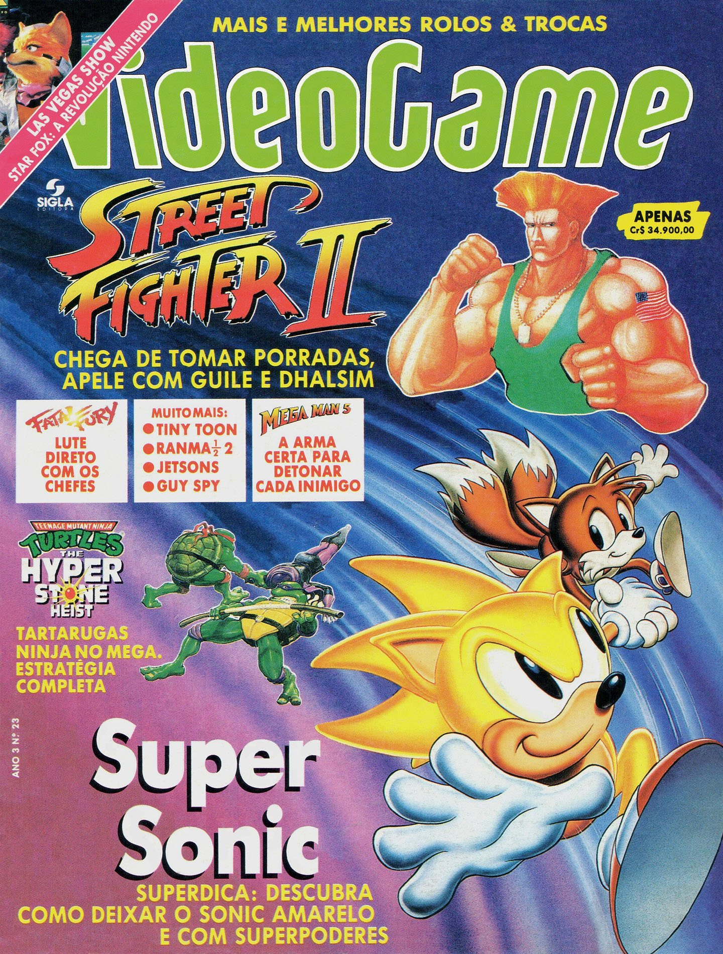 VideoGame Issue 23 (February 1993)