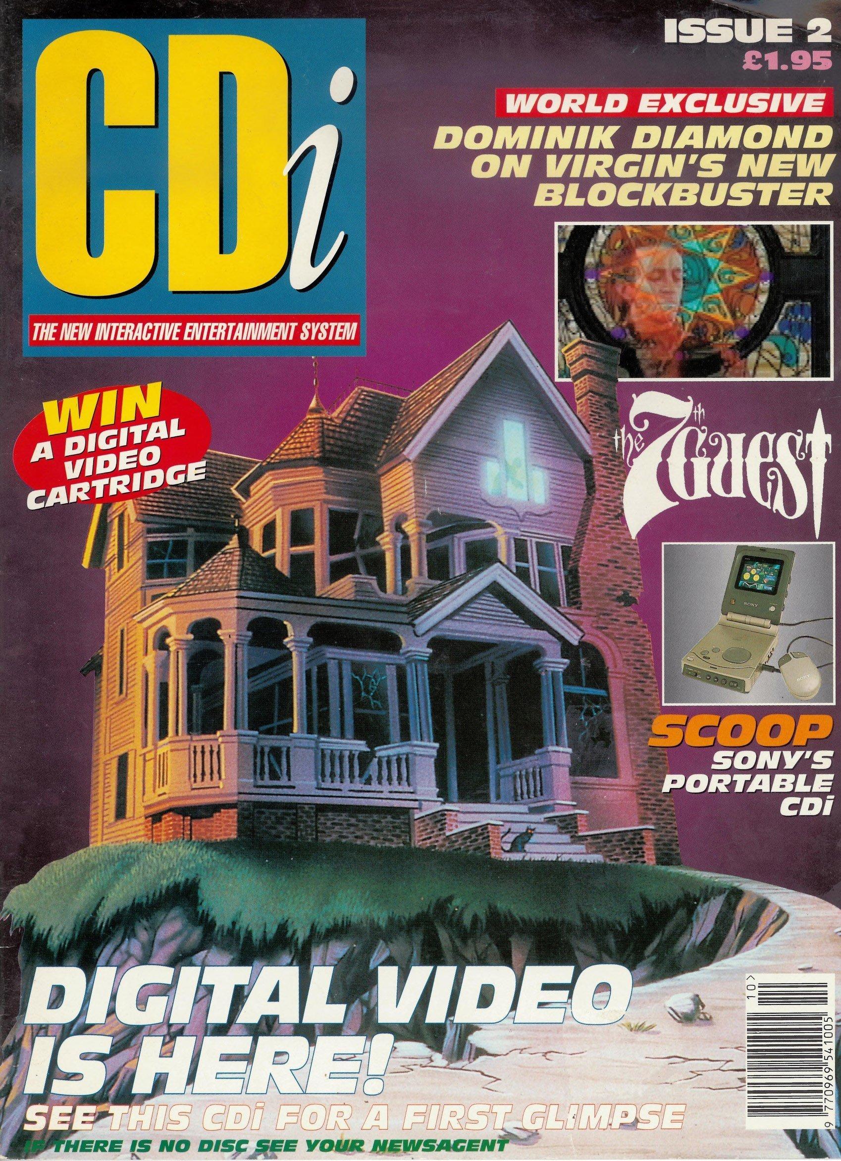 CDi Issue 02 (October 1993)