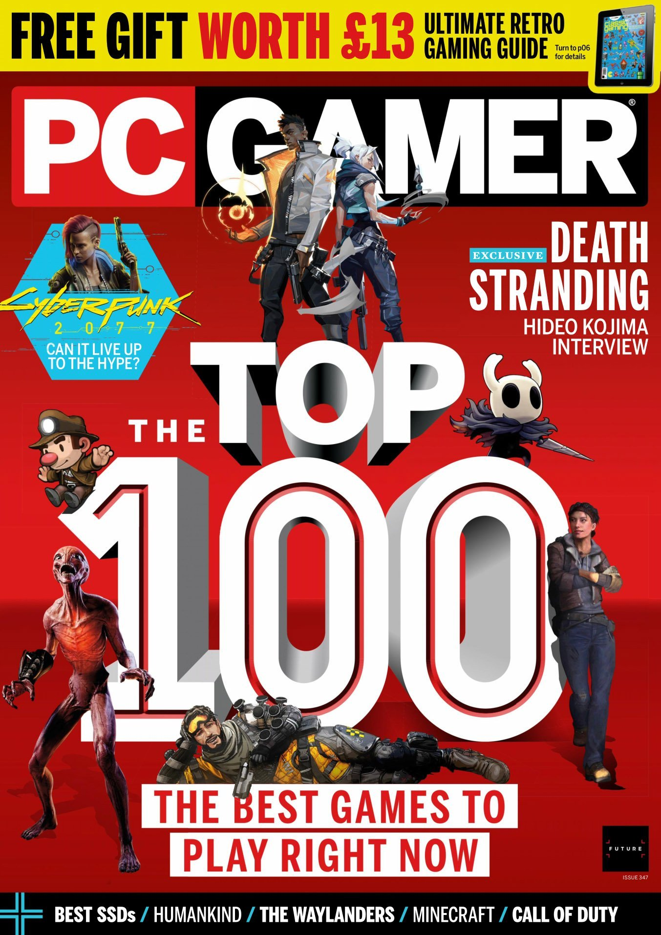 PC Gamer UK Issue 347 (September 2020)