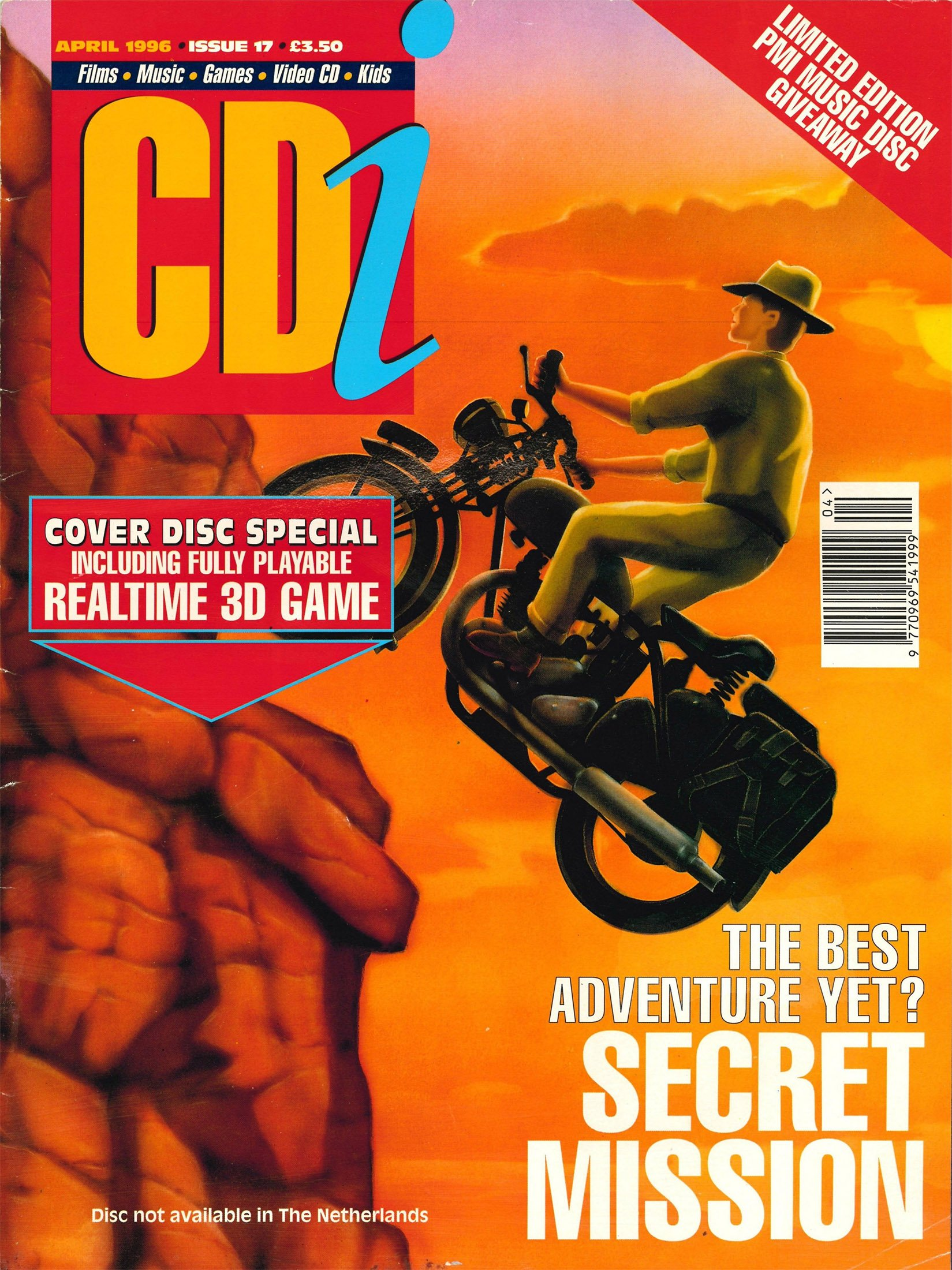 CDi Issue 17 (April 1996)