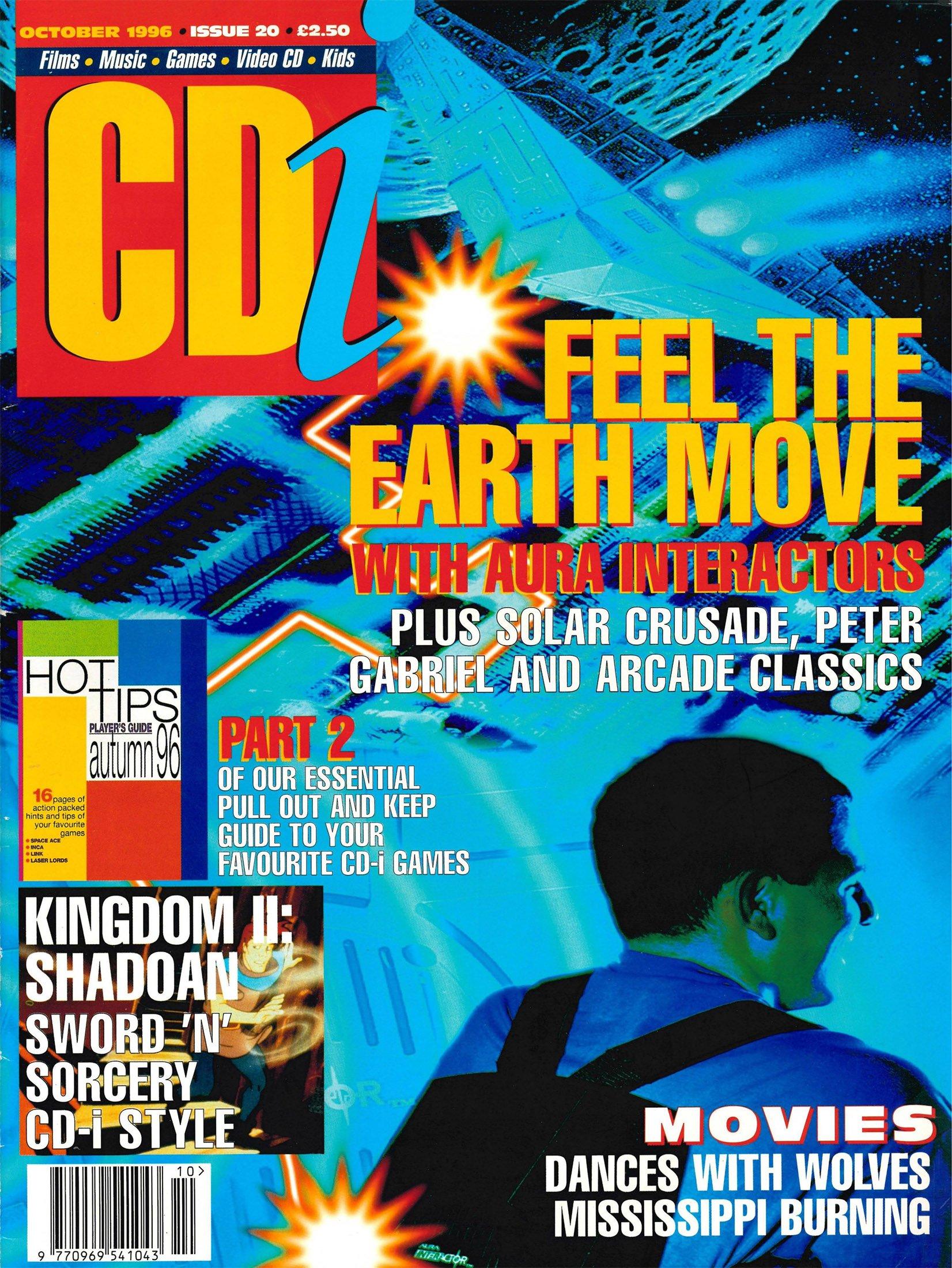 CDi Issue 20 (October 1996)