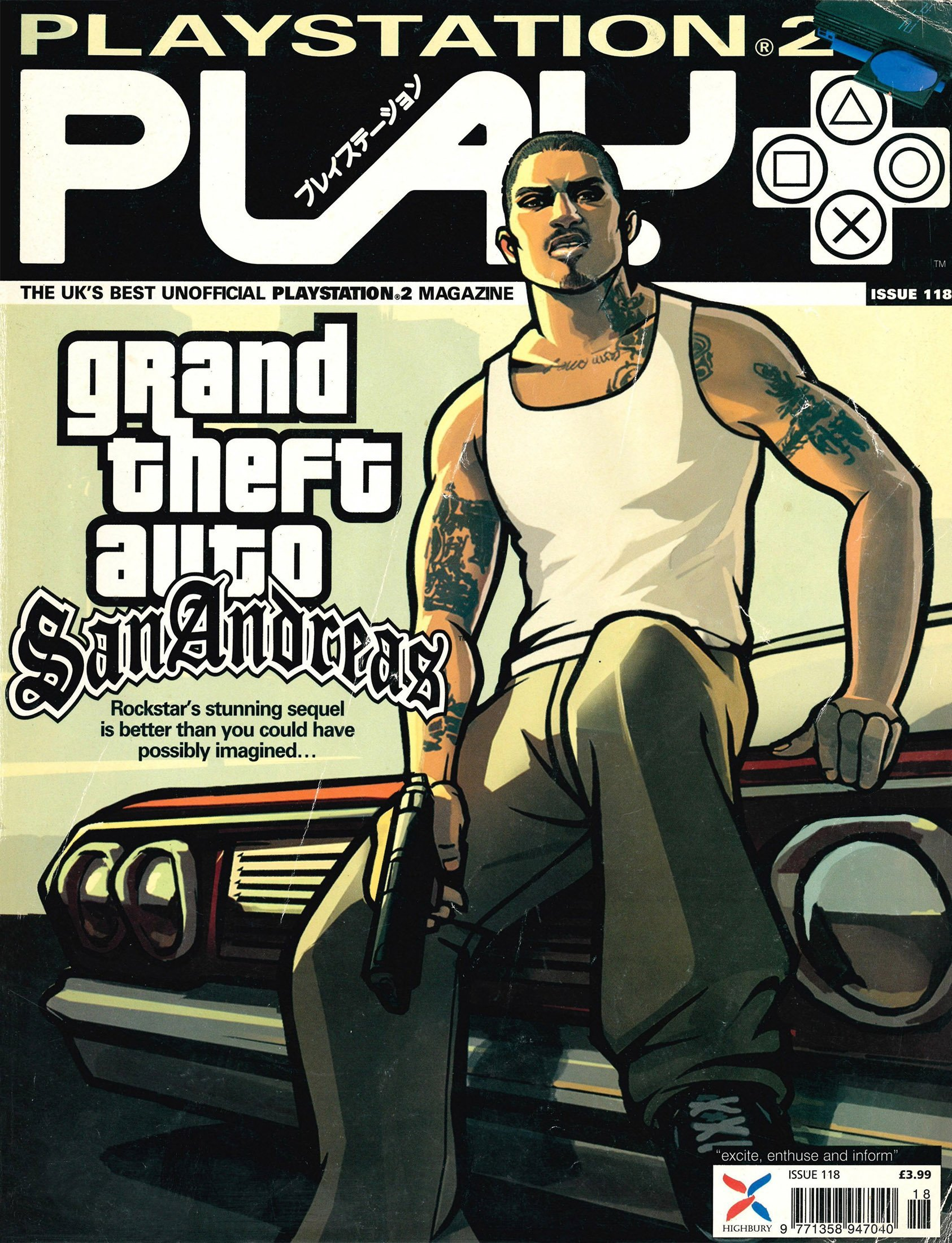 Play UK 118 (August 2004)