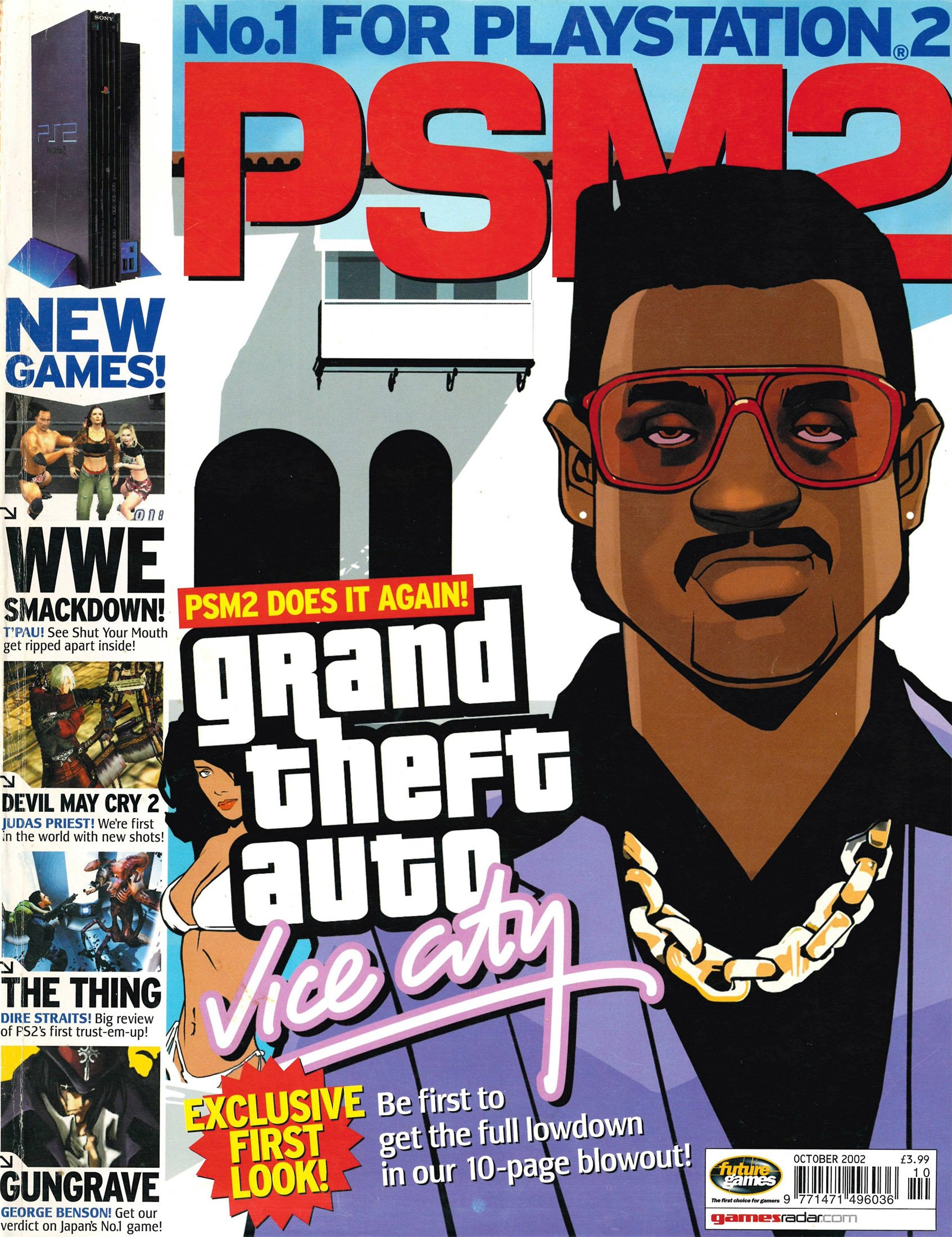 PSM2 Issue 027 (October 2002)