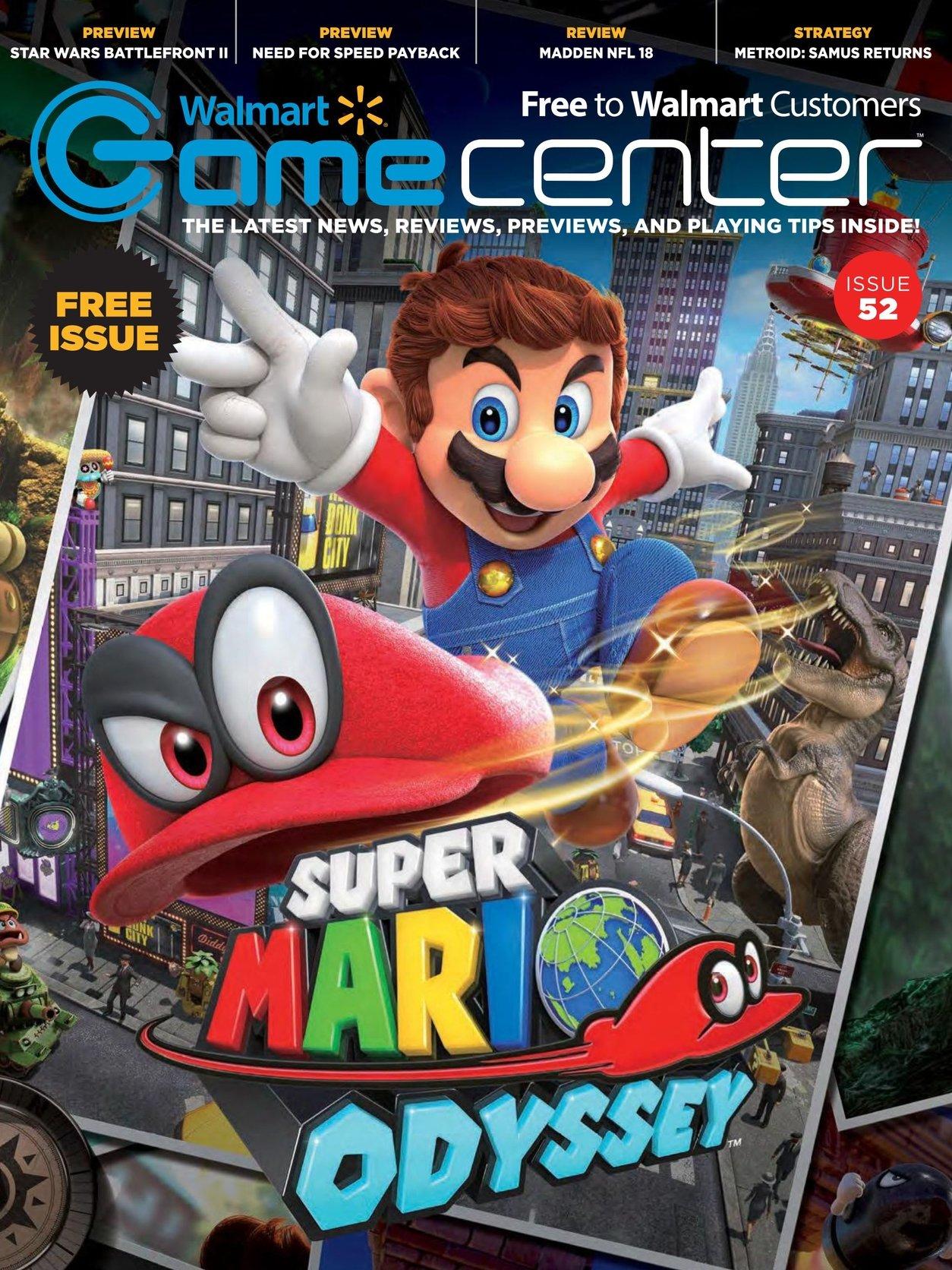 Walmart GameCenter Issue 052