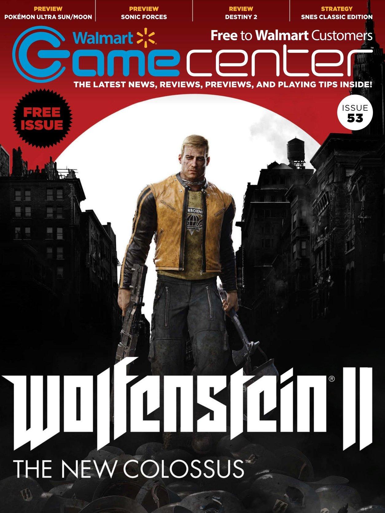 Walmart GameCenter Issue 053
