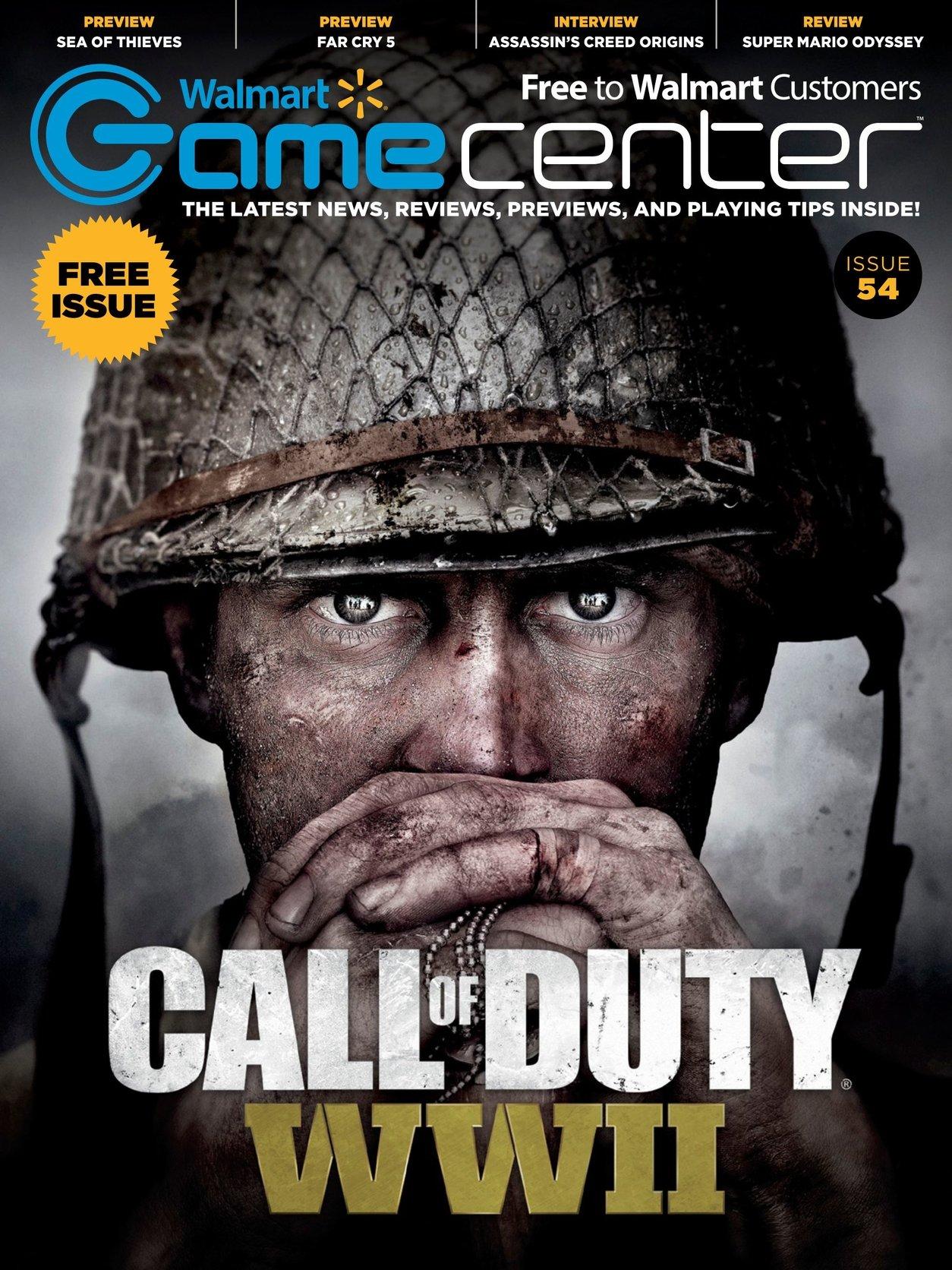 Walmart GameCenter Issue 054
