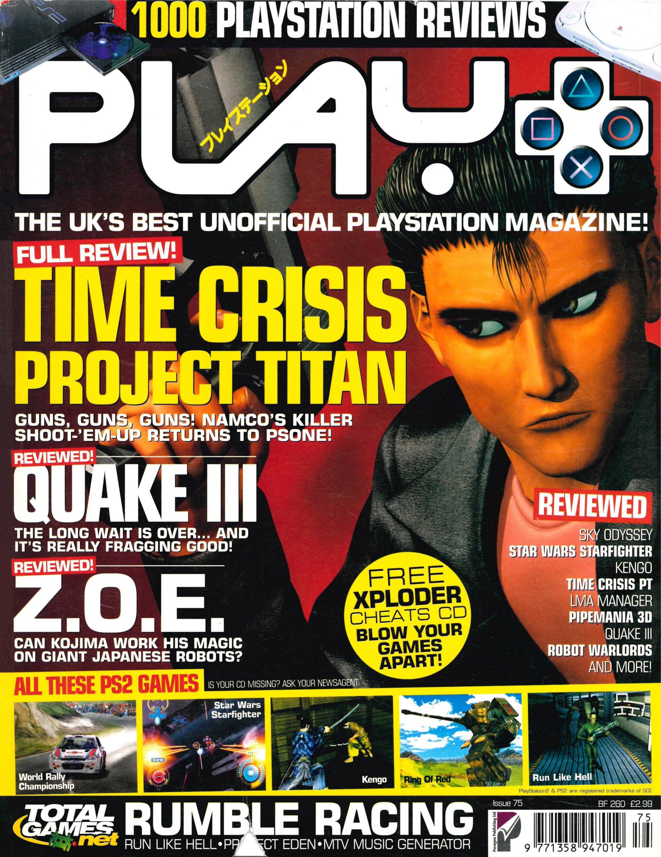 Play UK 075 (April 2001)