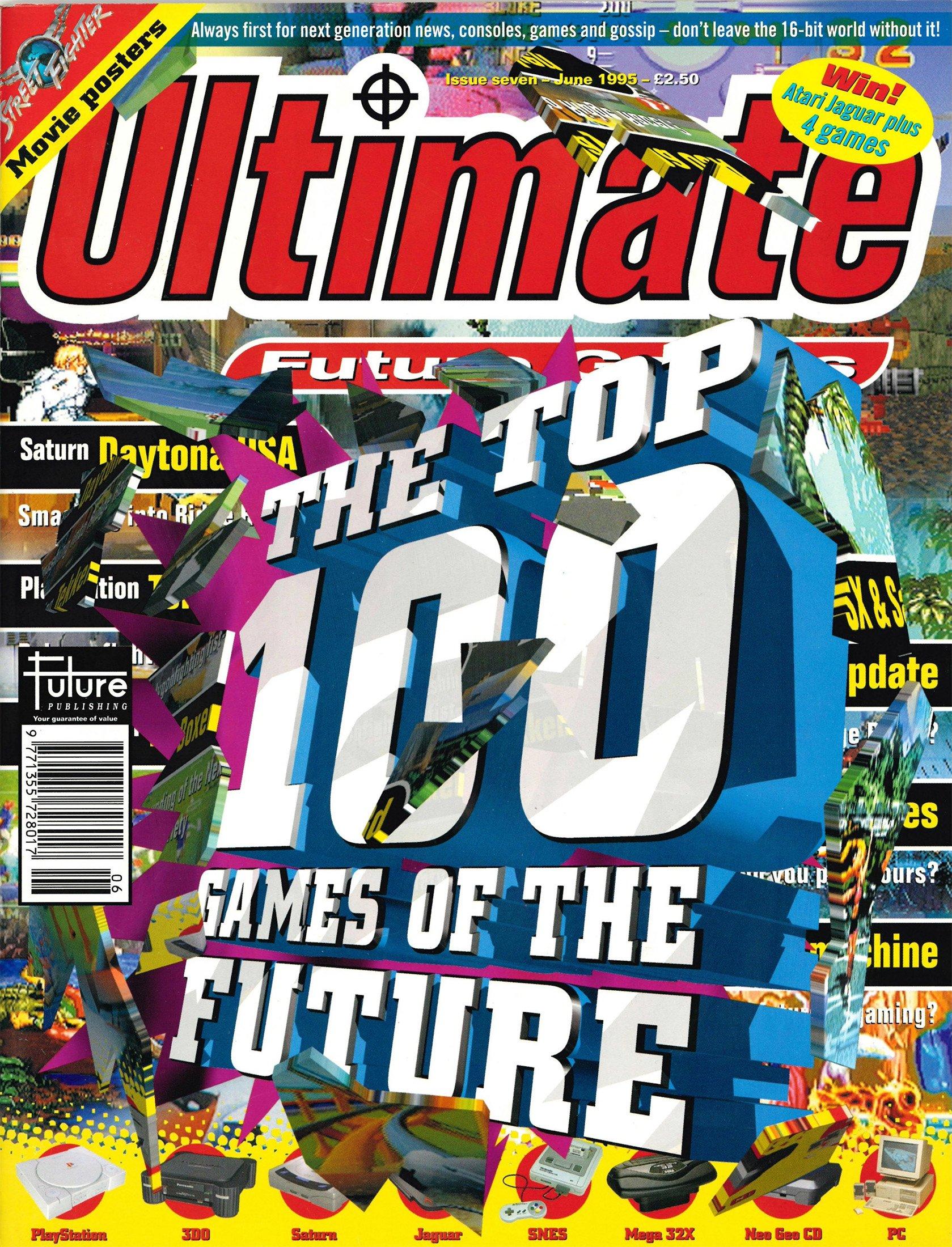 Ultimate Future Games 07 (June 1995)