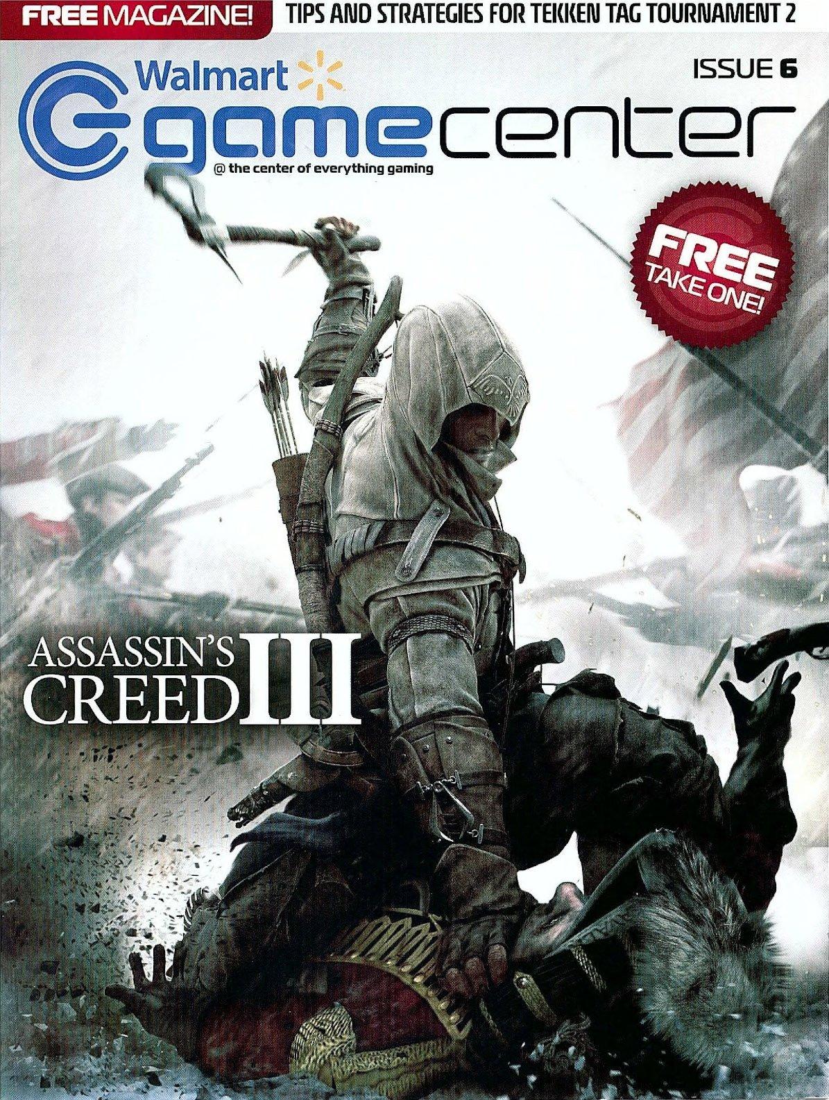 Walmart GameCenter Issue 006