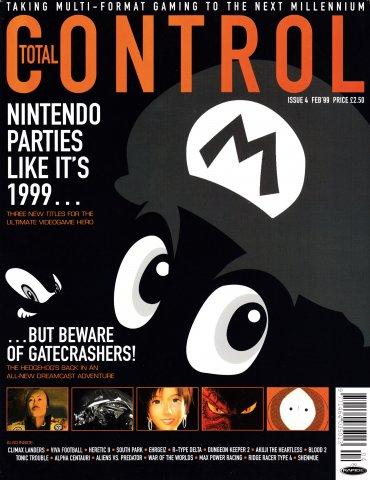 Total Control 4 (February 1999)
