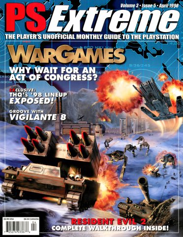 PSExtreme Issue 29 (April 1998)