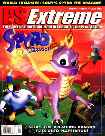 PSExtreme Issue 31 (June 1998)