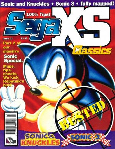 Sega XS Issue 21