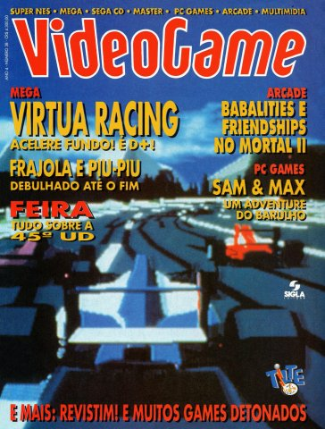 VideoGame Issue 38 (May 1995)
