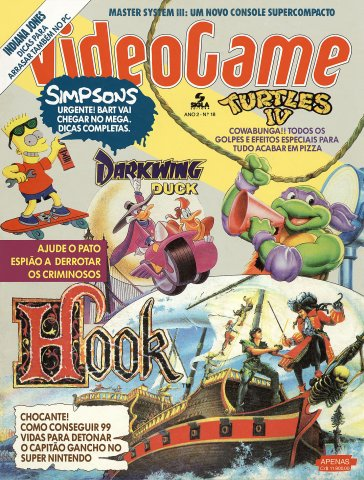VideoGame Issue 18 (September 1992)
