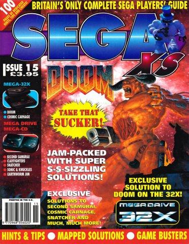Sega XS Issue 15