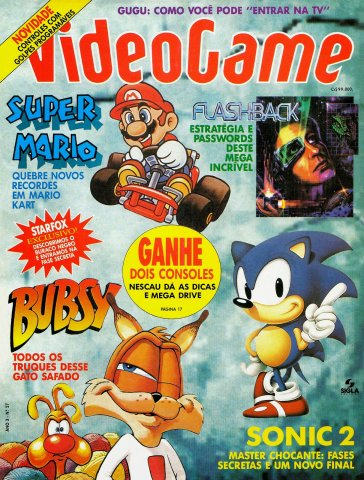 VideoGame Issue 27 (June 1993)