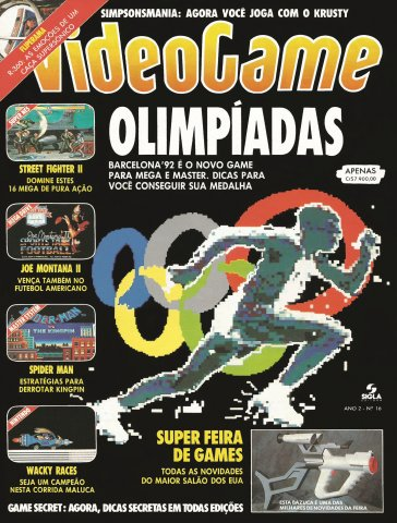 VideoGame Issue 16 (July 1992)