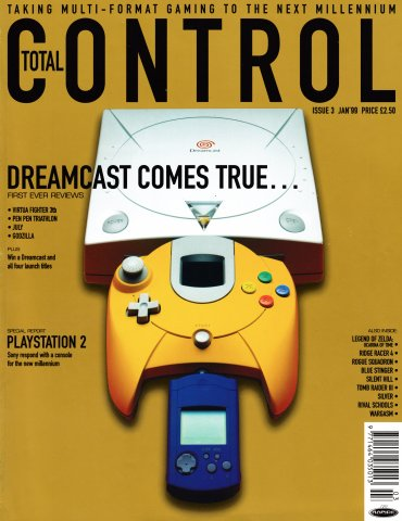 Total Control 3 (January 1999)