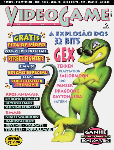 VideoGame Issue 49 (May 1995)