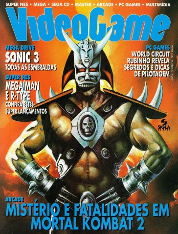 VideoGame Issue 36 (March 1994)