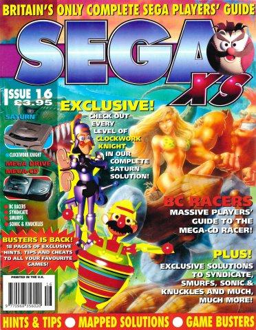 Sega XS Issue 16