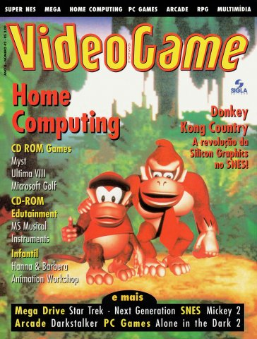 VideoGame Issue 42 (September 1995)