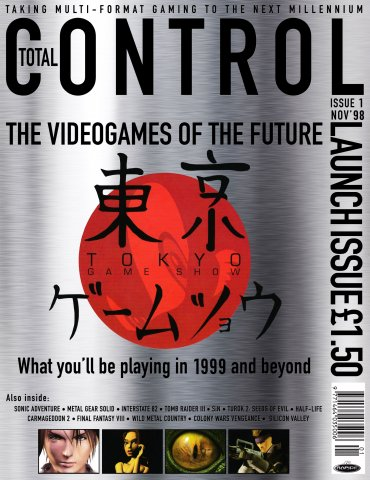 Total Control 1 (November 1998)