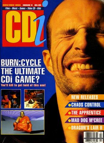 CDi (USA) Issue 02 (November / December 1994)