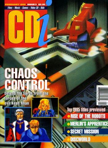 CDi (USA) Issue 03 (February 1995)