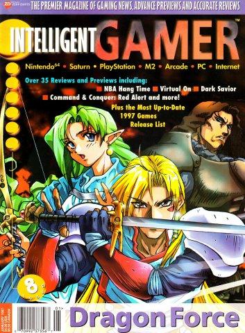 Intelligent Gamer Issue 08 (January 1997)
