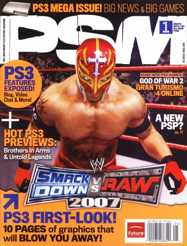 PSM issue 110 May 2006