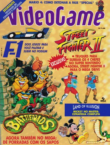 VideoGame Issue 26 (May 1993)