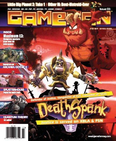 GameFan (2010) Issue 3