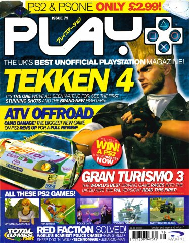 Play UK 079 (August 2001)
