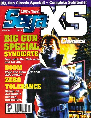 Sega XS Issue 22 (1995)