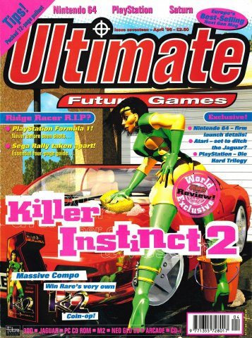 Ultimate Future Games 17 (April 1996)